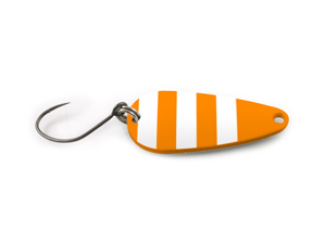 G Spoon STRIPED #526 Hot Orange