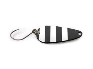 G Spoon STRIPED #527 BF Black