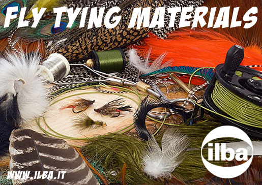 Flies Tying Materials ILBA