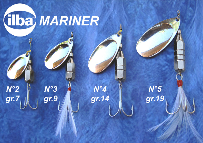 Sea Spinner ILBA MARINER