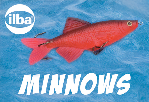 ILBA SOFT MINNOWS