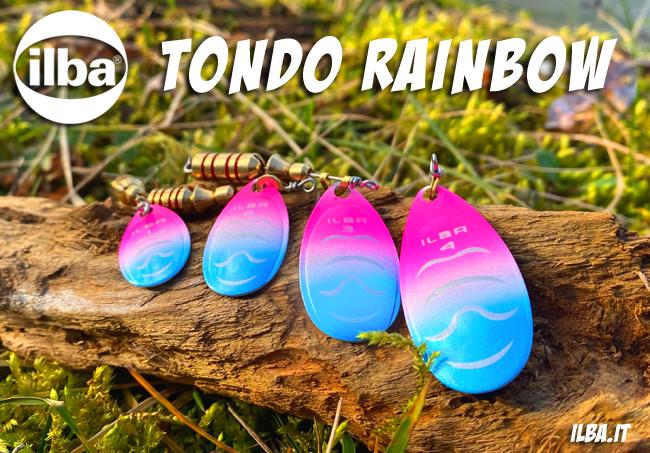 Spinners ILBA Tondo Rainbow
