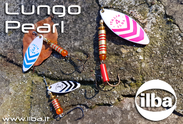 Spinner ILBA Lungo Pearl